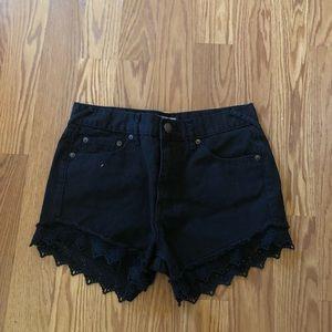 Like new free People Shorts